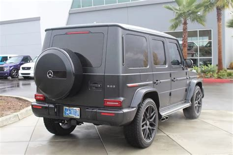 It also will undoubtedly make your valet experience effortless as those guys are sure to leave your truck. The $200k Mercedes G63 AMG's Problem Isn't With the SUV