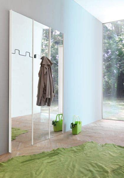 gronda  wall mirror clothes hanger  pallucco