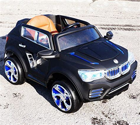 Power Wheels Bmw by New Bmw X 5 Style Car With Remote And Leather Seat