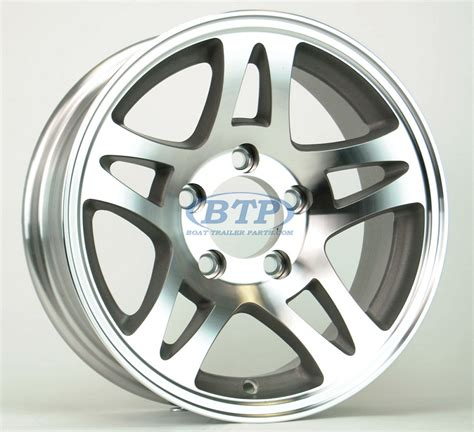 Boat Trailer Wheels Aluminum by 14 Aluminum Boat Trailer Wheels