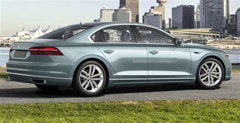 2017 Volkswagen Phaeton pictures, redesign & release date