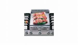 Plancha Haut De Gamme : plancha pour plaque de cuisson gaz hp30pv ilve ec ilv1456 ~ Premium-room.com Idées de Décoration