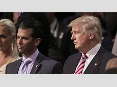 """Email to Donald Trump Jr Dirt on Hillary """"is part of"""