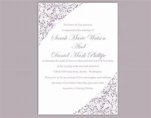 wedding invitation template download printable wedding With 6 x 6 wedding invitation template
