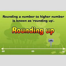Rounding Up And Rounding Down Numbers Youtube