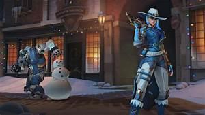 Overwatch39s Winter Wonderland 2018 Skins Revealed GameSpot
