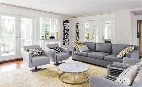 Simple Living Room Designs From Homemakeover