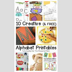 907 Best Alphabet Fun Images On Pinterest