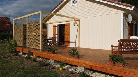construction d une pergola en bois autoconstruction d une pergola en bois autoconstruction maison en ossature bois