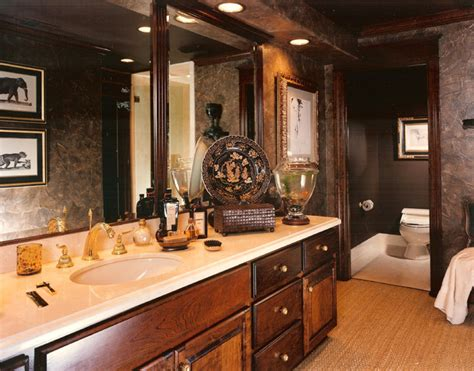 decorating mens bathroom atherton showhouse asian bathroom