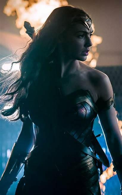 Wonder Woman Justice League Mobile Wallpapers Lock
