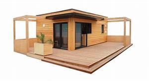 Maison de bois prix maison en kit prix notre nouveau for Bureau de jardin prix