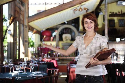hostess training    greet  seat