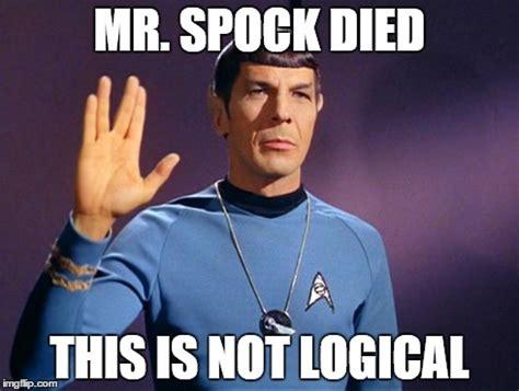 Spock Memes - spock live long and prosper imgflip