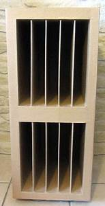 Meuble Pour Ranger Papier : ranger les papiers 30x30 un meuble en carton cardbord ~ Dailycaller-alerts.com Idées de Décoration