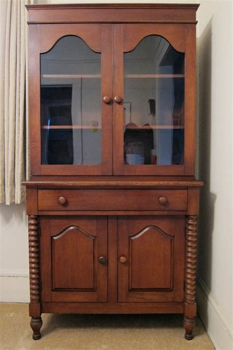 Macys Metropolitan China Cabinet by Early Mid 20th Century Macy S Dining Room Set My Antique