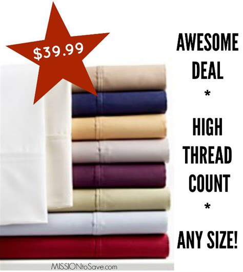 Hot! 600 High Thread Count Sheets Deal Any Size Set Only