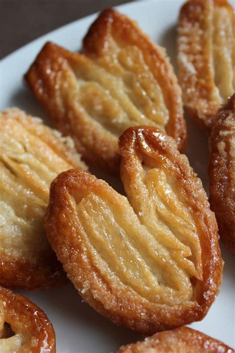 barefoot contessas palmiers elephant ear cookies
