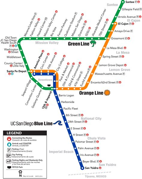 Trolley | San Diego Metropolitan Transit System
