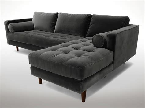 Velvet Loveseat Sofa by 11 Of The Best Velvet Sofas To Decorate With Hgtv S