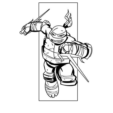 Ninja Turtles #50 (Superhéroes) Páginas para colorear