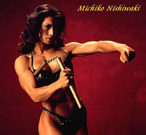 Picture Of Michiko Nishiwaki