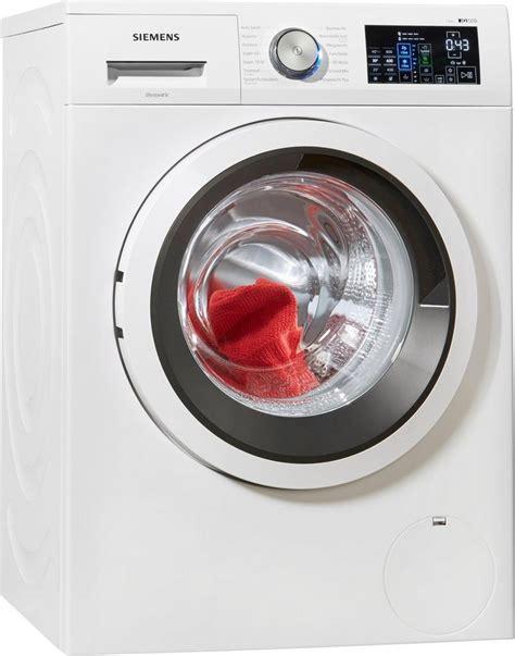 I Dos Siemens by Siemens Waschmaschine Iq500 Wm14t641 I Dos A 8 Kg