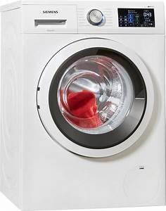 Waschmaschine 20 Kg : siemens waschmaschine iq500 wm14t641 i dos a 8 kg 1400 u min online kaufen otto ~ Eleganceandgraceweddings.com Haus und Dekorationen