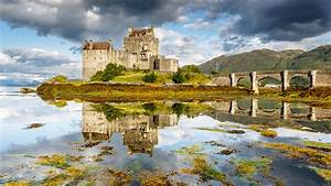Eilean Donan Castle Full HD Wallpaper and Background Image ...