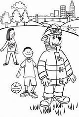 Coloring Roll Stop Drop Sparky Asu Fire Safety Pages Activities Template Smoke Alarm sketch template