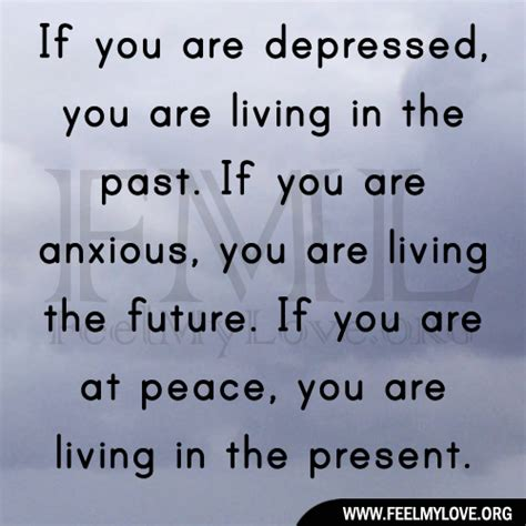 Living In The Past Quotes Images