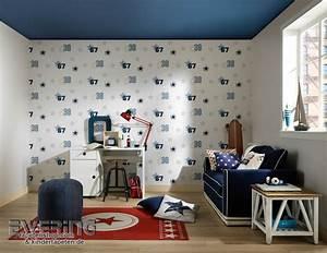 Tapeten Für Kinder : streifen tapeten ewering blog ~ Michelbontemps.com Haus und Dekorationen