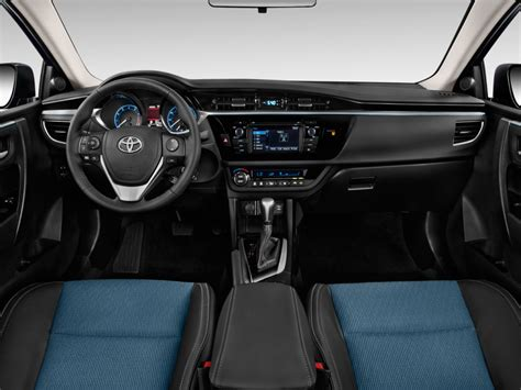 toyota corolla dashboard lights image 2016 toyota corolla 4 door sedan cvt s gs