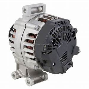 2007 Gmc Canyon Alternator 2 9l Engine 31