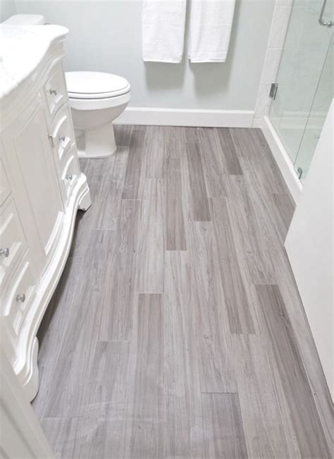 bathroom vinyl flooring ideas laminate tile flooring for bathroom peenmedia com