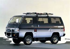 Mitsubishi Delica 4wd