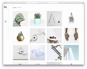 33 Free Portfolio Website Templates For All Creative