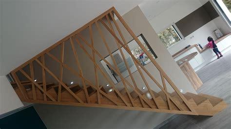 meuble bureau professionnel escalier et garde corps