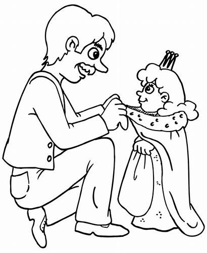 Princess Coloring Costume Printactivities Putting Appear Printables
