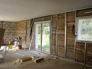 Isolation Mur Intérieur : isolation interieur de notre maison illifaut ~ Melissatoandfro.com Idées de Décoration