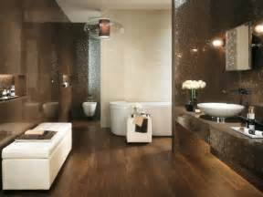 bad beige braun glossy bathroom tiles atlas concorde italian class in the lavatory design pab