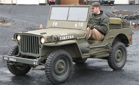 Willys Mb Sfw