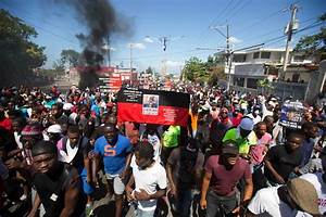 More anti-government protests expected across Haiti on ...