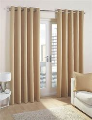 Gold Metallic Curtains