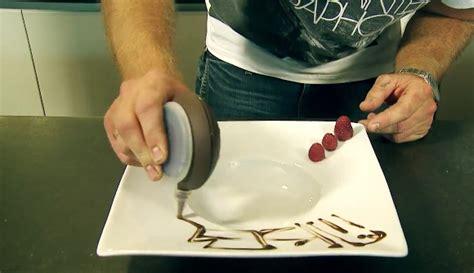 cours cuisine grand chef astuce pour des décorations d assiette façon grand chef