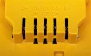 File Contacts On Dewalt 20v Max Battery Jpg