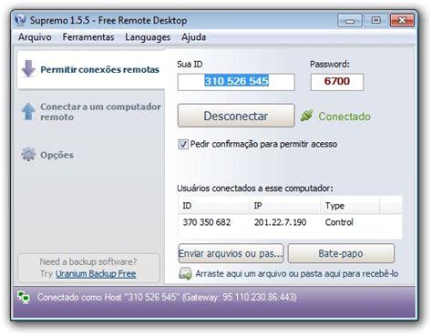 supremo desktop supremo remote desktop 1 5 5 cabritinhos downs
