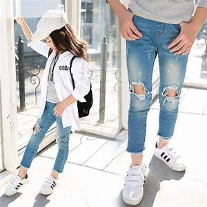 Ripped jeans kinder