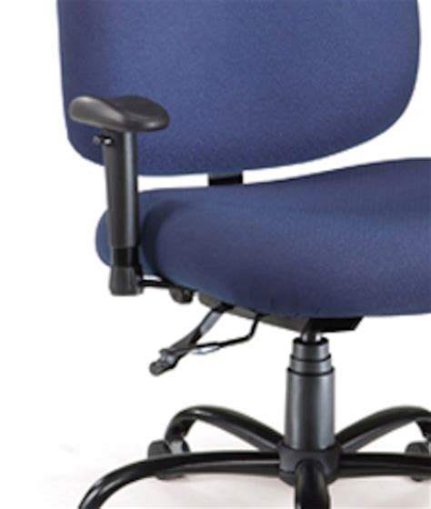 ofm 700 aa6 adjustable office fabric w arms casters big