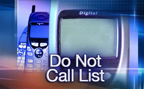 do not call list for cell phones no need to register cell phones on do not call list ksl